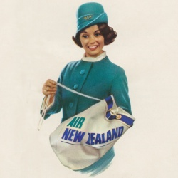 Air New Zealand 75 Years
