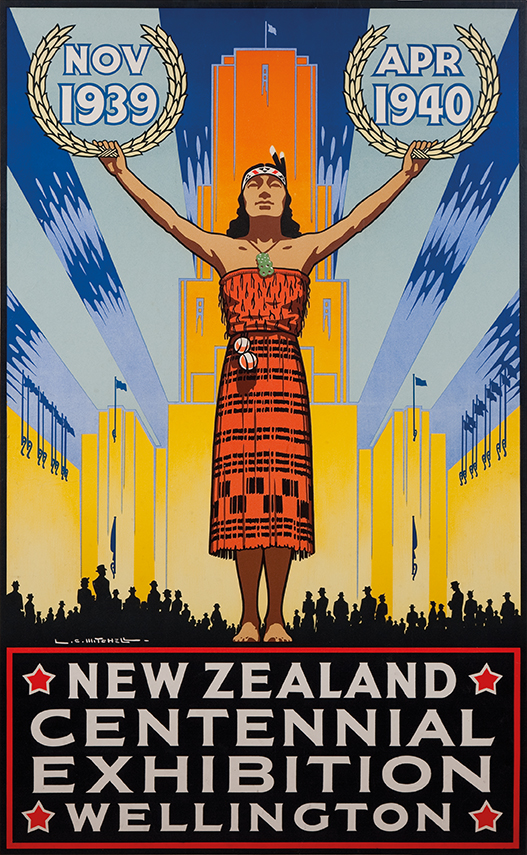 Wahine - New Zealand Centennial Exhibition Wellington