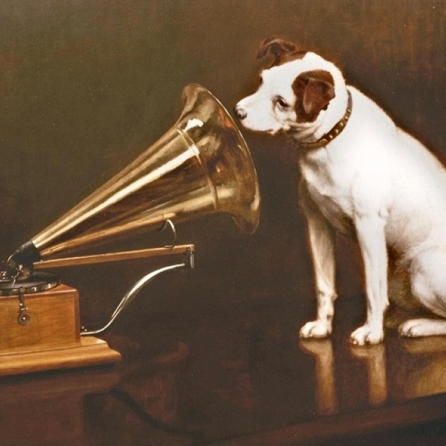 His Masters Voice 650