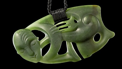 Kura Pounamu: Our Treasured Stone until 3 June 2019