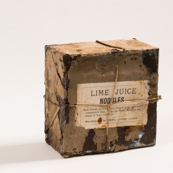 See Century-Old Food from Antarctica in New Exhibition