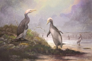 Ancient Monster Penguins Had Northern Hemisphere Doubles